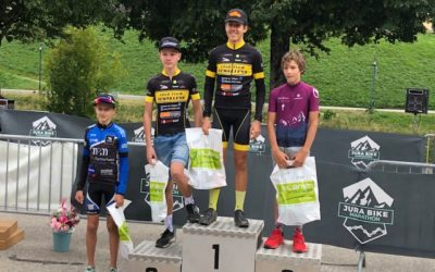 Jura Bike marathon 2020, La course post COVID