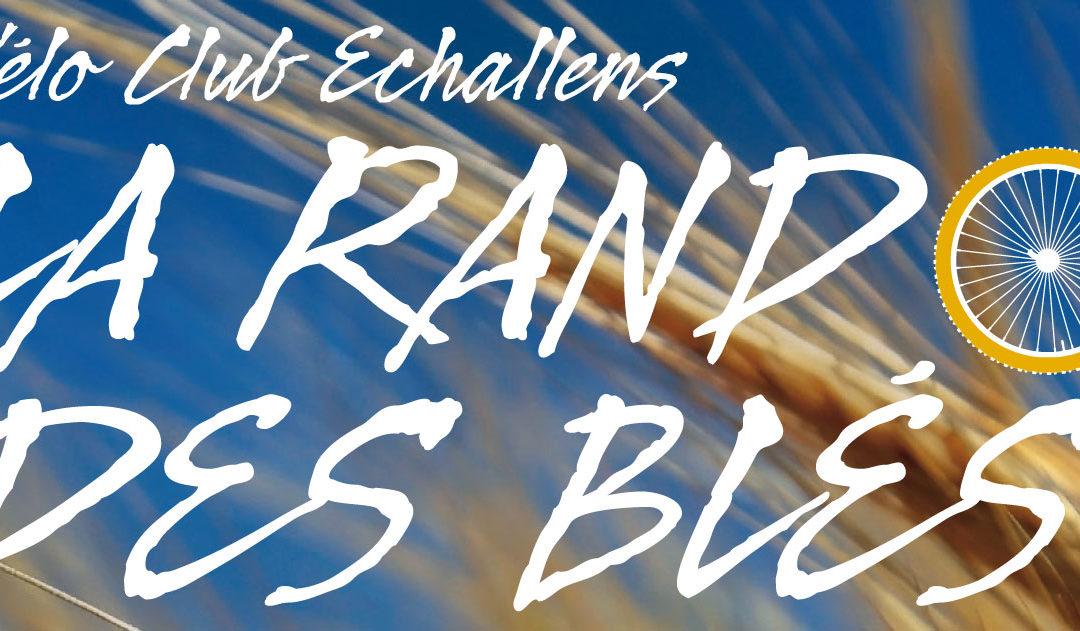 Rando des Blés le 17 juin 2012