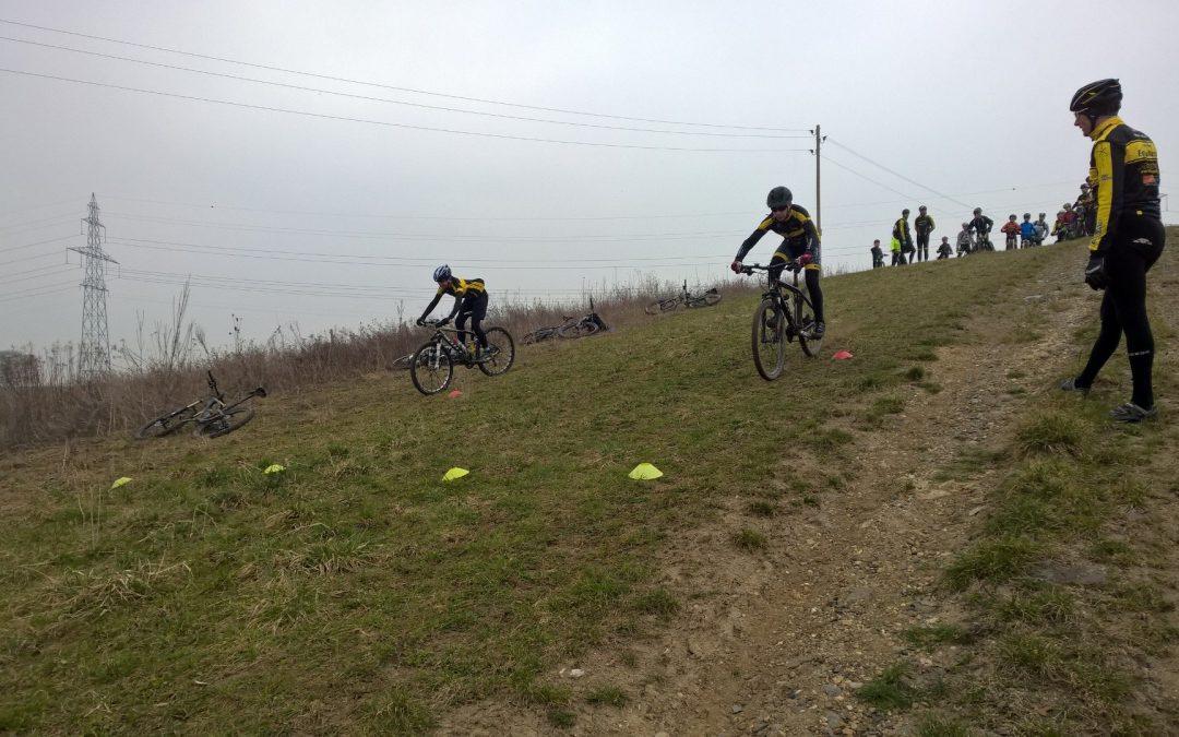 Samedi 21.03 : deuxième sortie de l'Ecole de cyclisme !