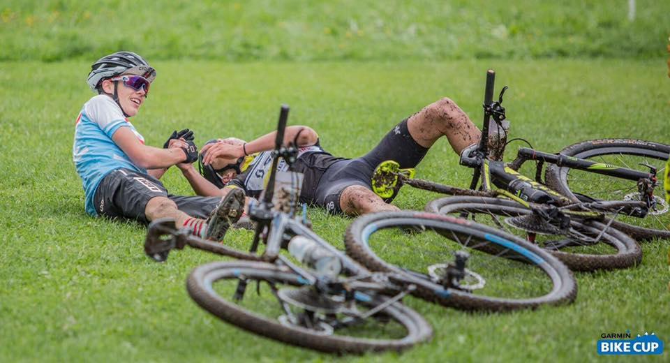 Belle participation des coureurs du VCE aux championnats  romands de VTT.
