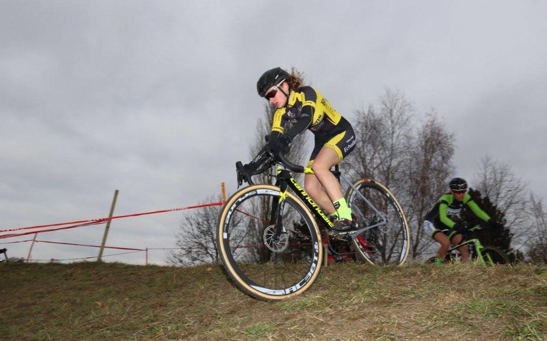 Championnats romands de cyclocross et Coupe du Monde