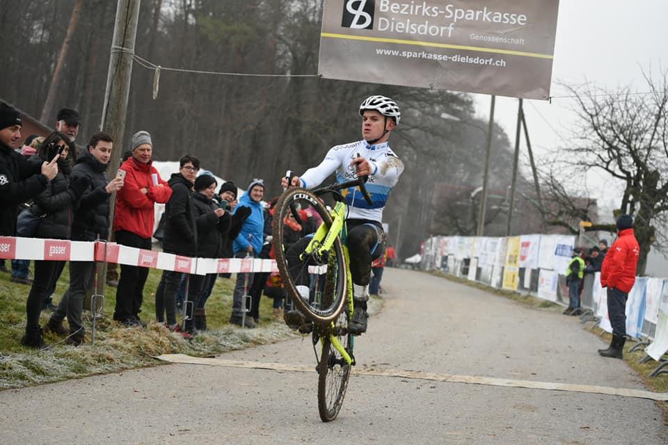 Championnats suisses de cyclocross: Deux nouvelles médailles pour la famille Rouiller.