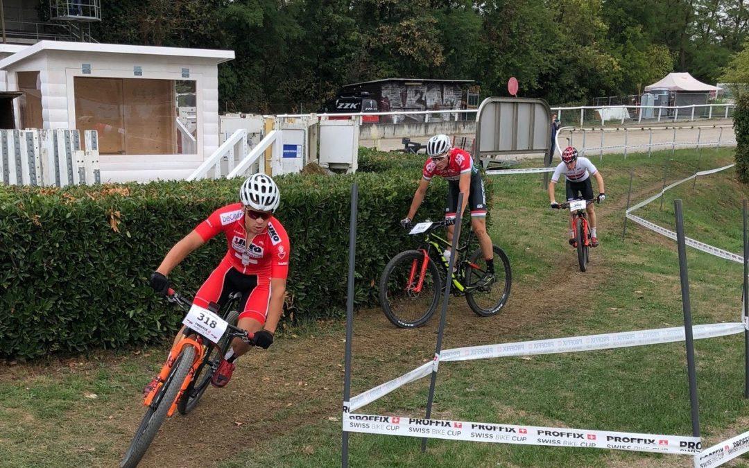 Et 1,2,3 pour le Vélo-Club Echallens