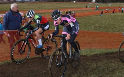 Week-end de Coupe du Monde de cyclo-cross, Nommay(France)