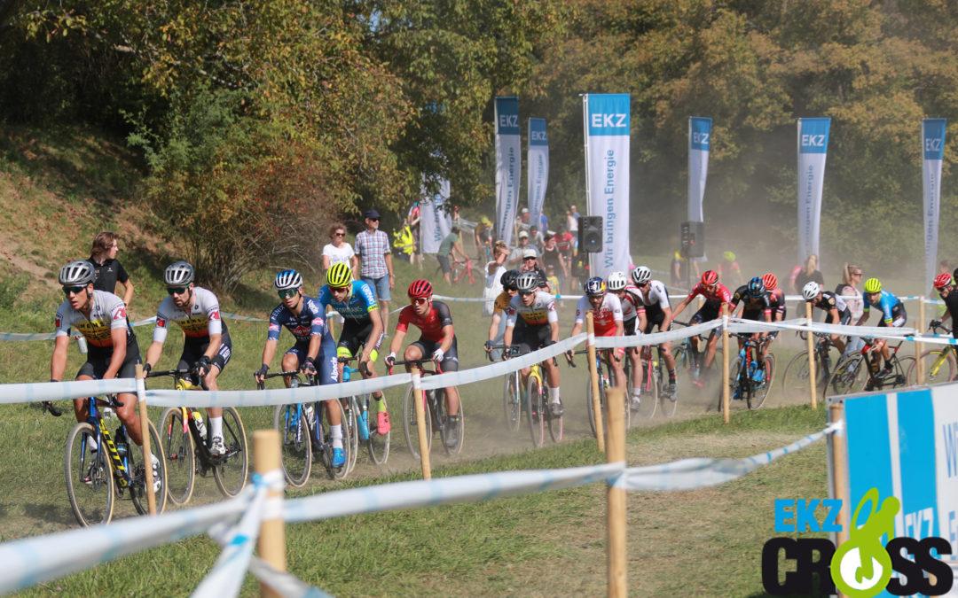 Reprise de la saison de cyclocross.