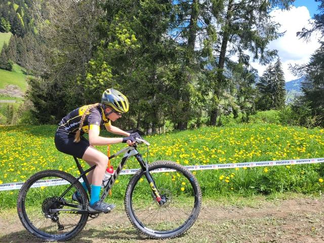 Championnats suisses de VTT, Gstaad.